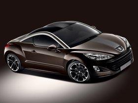 Fotos de Peugeot RCZ Brownstone 2012
