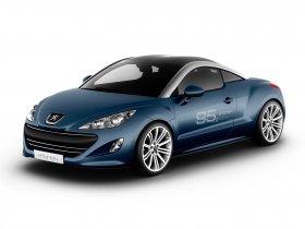 Fotos de Peugeot RCZ Hybrid4 2009