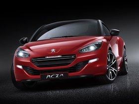 Ver foto 1 de Peugeot RCZ R 2013