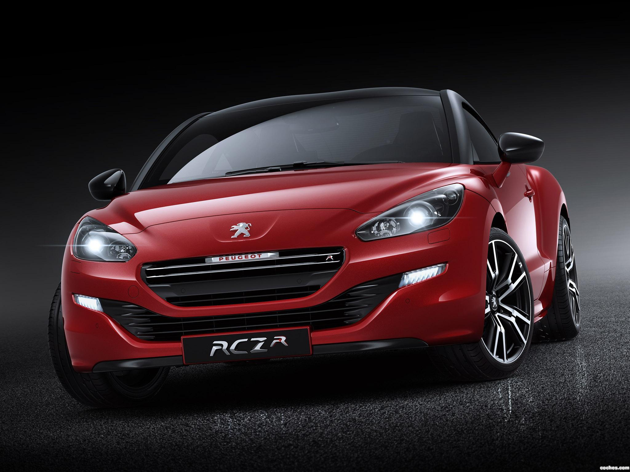 Foto 0 de Peugeot RCZ R 2013