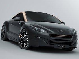 Ver foto 1 de Peugeot RCZ-R Concept 2012