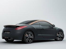 Ver foto 4 de Peugeot RCZ-R Concept 2012
