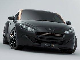 Ver foto 2 de Peugeot RCZ-R Concept 2012