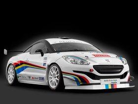 Ver foto 5 de Peugeot RCZ-R Racing 2014