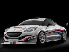 Ver foto 4 de Peugeot RCZ-R Racing 2014
