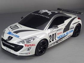 Ver foto 10 de Peugeot RCZ Race Car 200ANS 2010