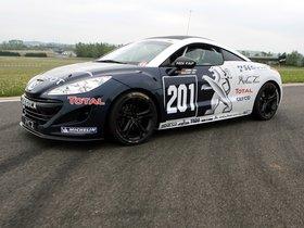 Fotos de Peugeot RCZ Race Car 200ANS 2010