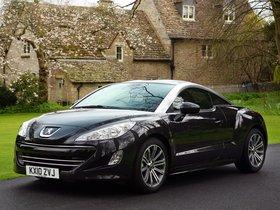 Fotos de Peugeot RCZ UK 2010