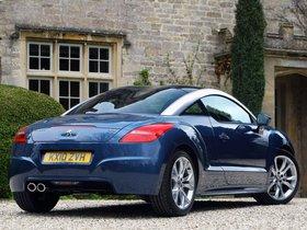 Ver foto 10 de Peugeot RCZ UK 2010