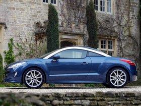 Ver foto 9 de Peugeot RCZ UK 2010
