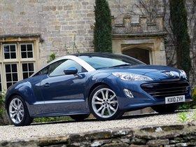 Ver foto 8 de Peugeot RCZ UK 2010