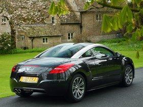 Ver foto 7 de Peugeot RCZ UK 2010
