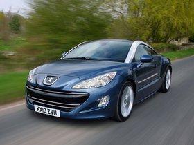 Ver foto 4 de Peugeot RCZ UK 2010