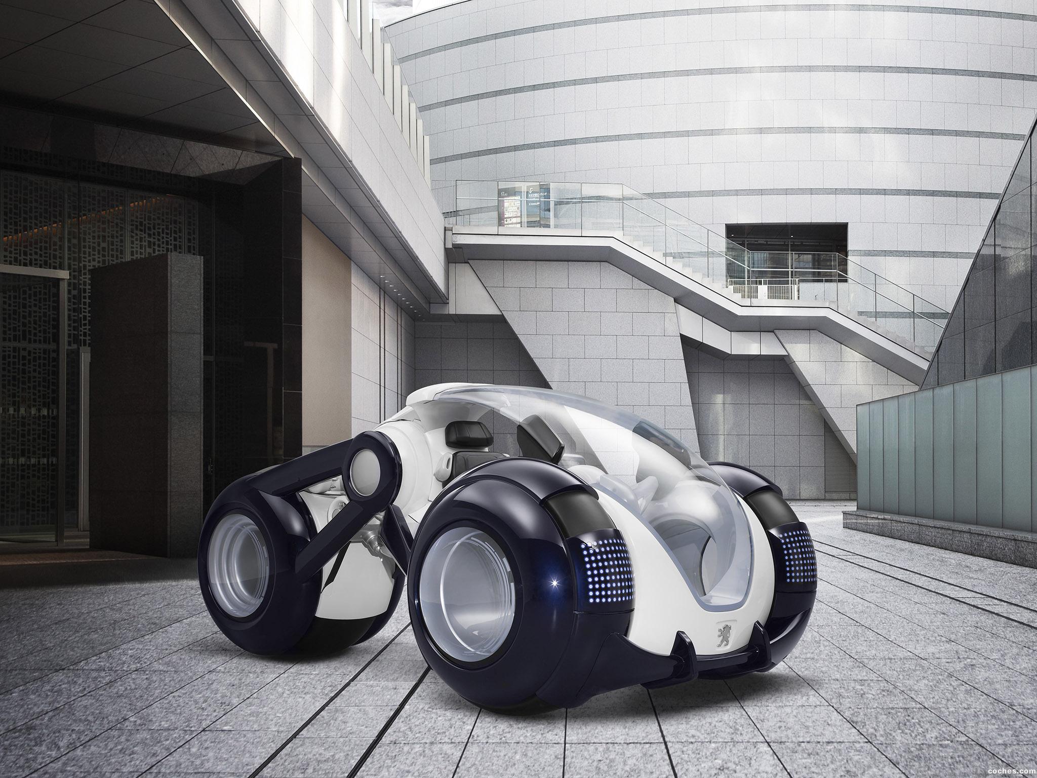 Foto 0 de Peugeot RD Concept 2009