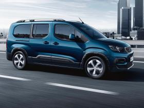 Ver foto 1 de Peugeot Rifter 2018