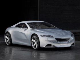 Ver foto 2 de Peugeot SR1 Concept 2010