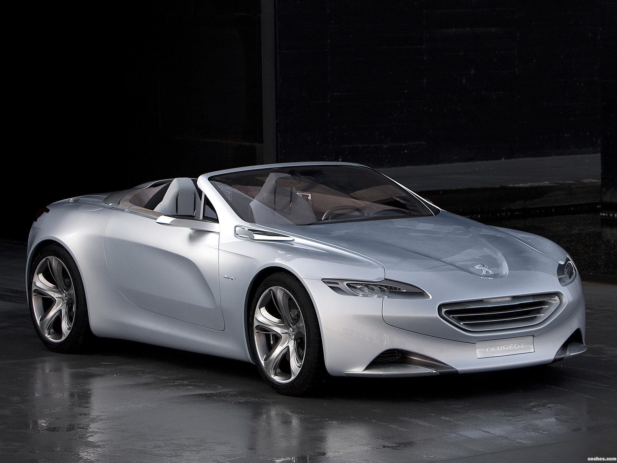 Foto 0 de Peugeot SR1 Concept 2010