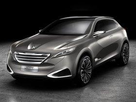 Ver foto 1 de Peugeot SXC Crossover Concept 2011