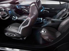 Ver foto 9 de Peugeot SXC Crossover Concept 2011