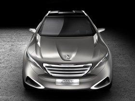 Ver foto 8 de Peugeot SXC Crossover Concept 2011