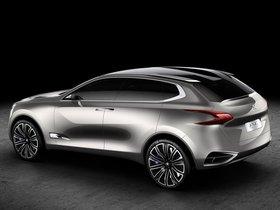 Ver foto 5 de Peugeot SXC Crossover Concept 2011