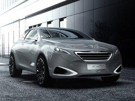 Ver foto 4 de Peugeot SXC Crossover Concept 2011