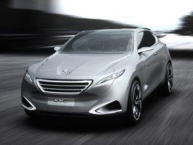 Ver foto 3 de Peugeot SXC Crossover Concept 2011