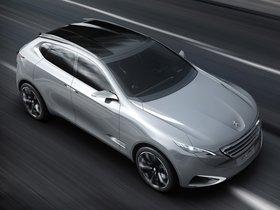 Ver foto 2 de Peugeot SXC Crossover Concept 2011
