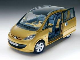 Ver foto 4 de Peugeot Sesame Concept 2002