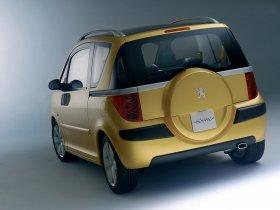 Ver foto 3 de Peugeot Sesame Concept 2002