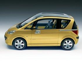 Ver foto 2 de Peugeot Sesame Concept 2002
