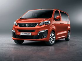 Peugeot Traveller 1.6bluehdi Business Compact 115