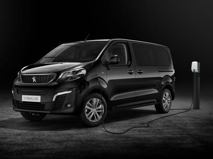 Peugeot Traveller E- Business Long 50kwh 100kw