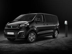 Peugeot Traveller E- Business Compact 50kwh 100kw