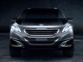 Ver foto 4 de Peugeot Urban Crossover Concept 2012
