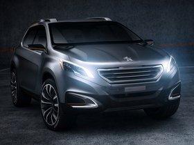 Ver foto 1 de Peugeot Urban Crossover Concept 2012