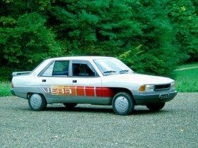 Ver foto 1 de Peugeot Vera Concept 1981