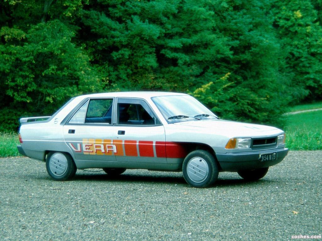 Foto 0 de Peugeot Vera Concept 1981