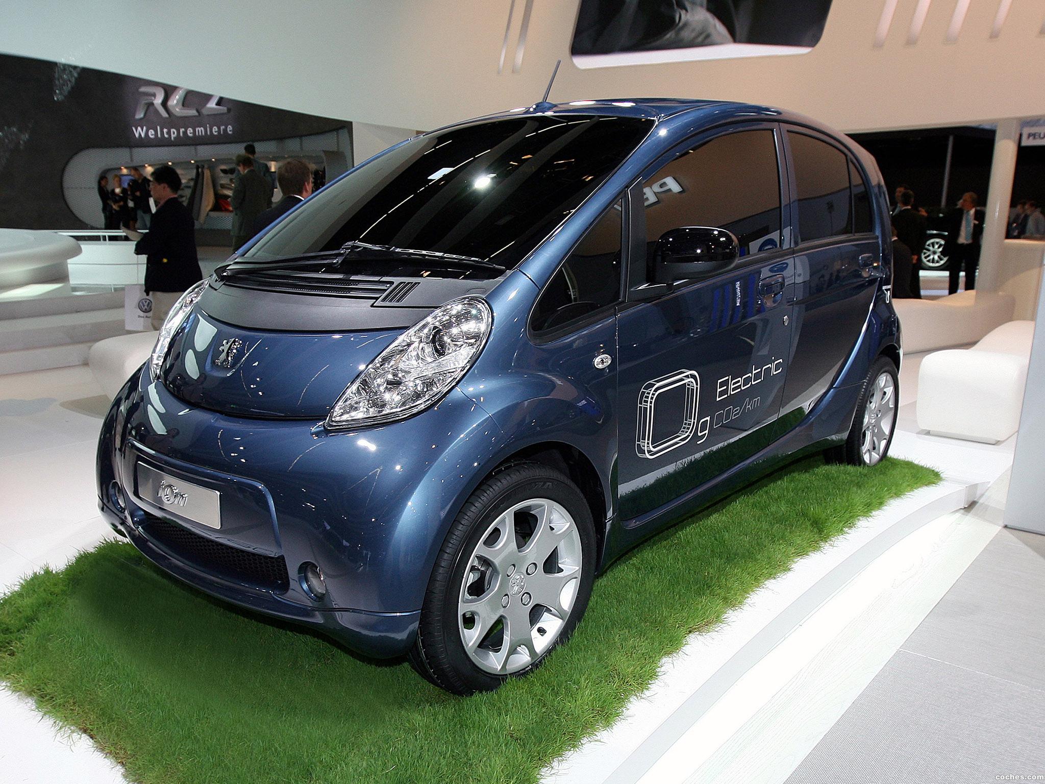 Foto 0 de Peugeot iOn Concept 2009