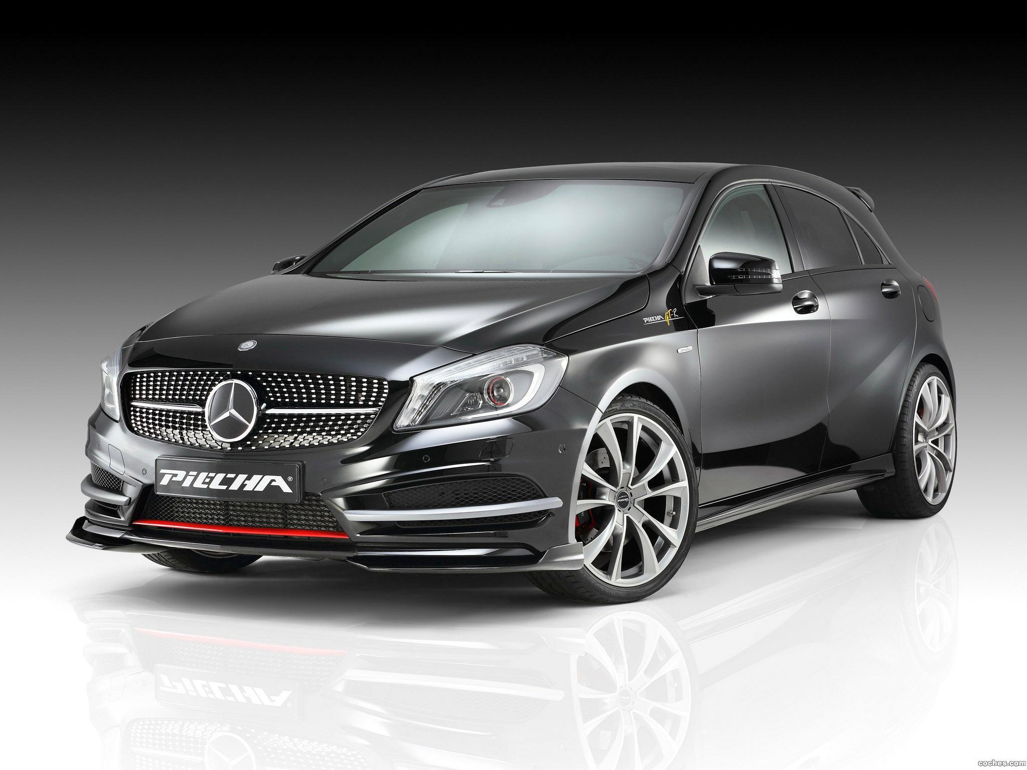 Foto 5 de Piecha Design Mercedes Clase A AMG Line GT-R 2014