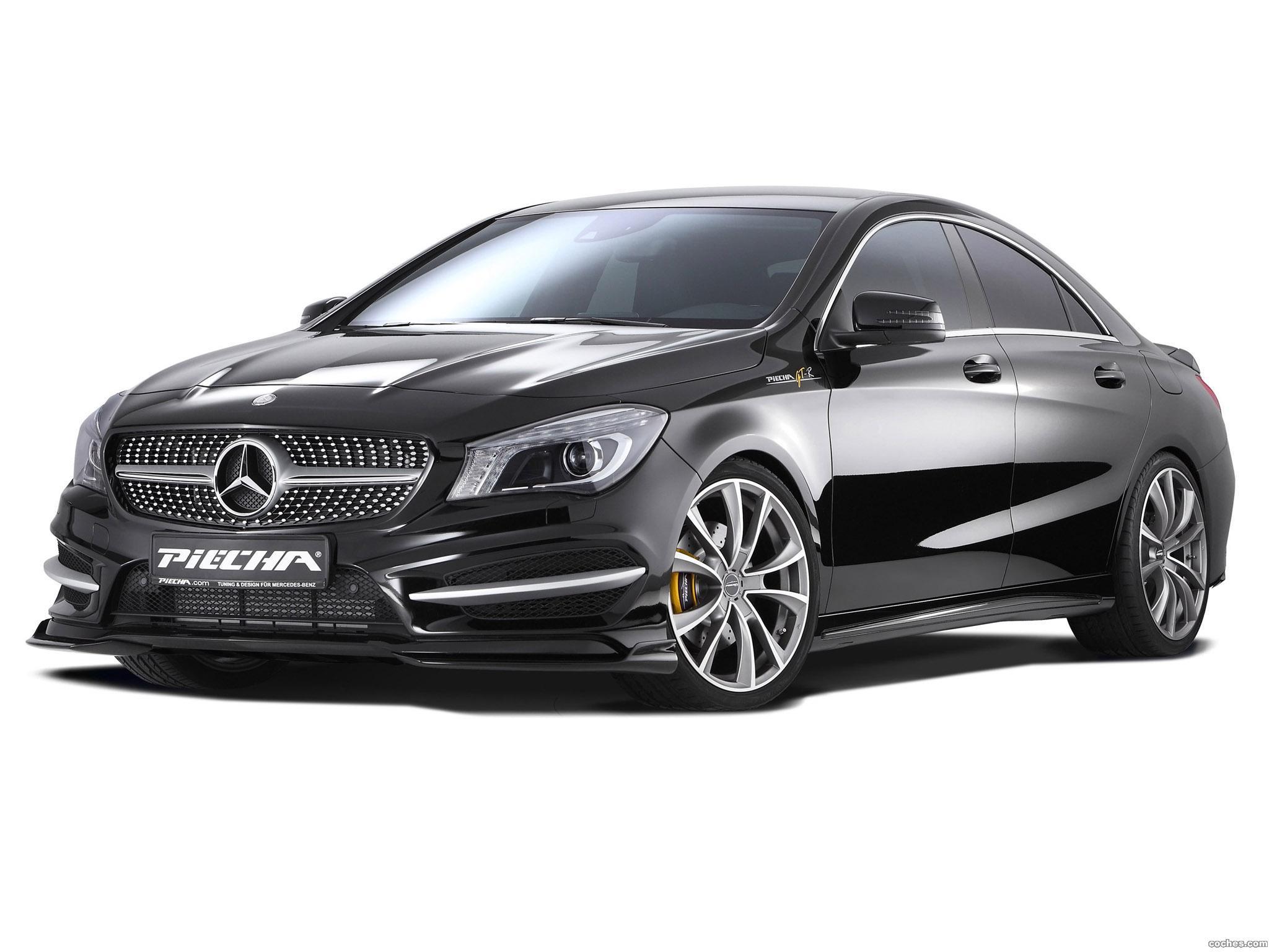 Foto 0 de Piecha Design Mercedes Clase CLA C117 2013