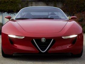 Ver foto 8 de Pininfarina Alfa Romeo 2uettottanta 2010