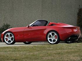 Ver foto 7 de Pininfarina Alfa Romeo 2uettottanta 2010