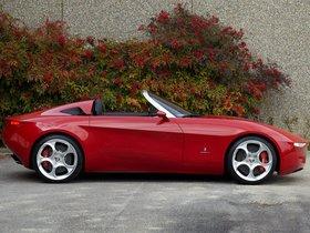 Ver foto 6 de Pininfarina Alfa Romeo 2uettottanta 2010