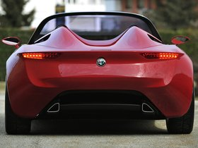 Ver foto 5 de Pininfarina Alfa Romeo 2uettottanta 2010