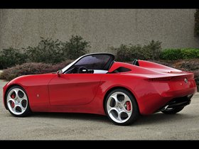 Ver foto 4 de Pininfarina Alfa Romeo 2uettottanta 2010