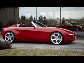 Ver foto 3 de Pininfarina Alfa Romeo 2uettottanta 2010