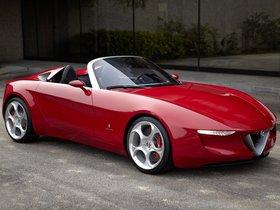 Ver foto 2 de Pininfarina Alfa Romeo 2uettottanta 2010