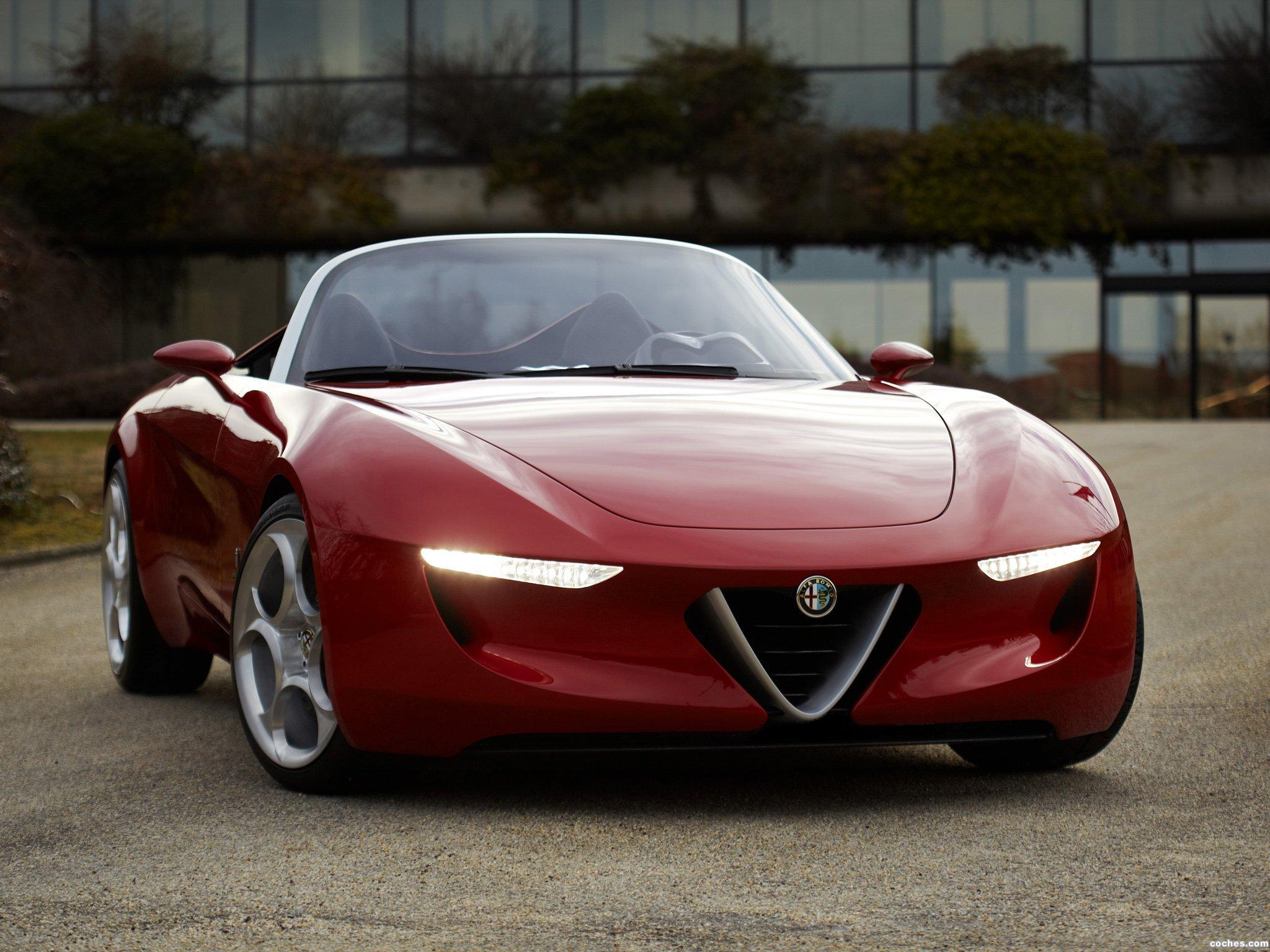Foto 0 de Pininfarina Alfa Romeo 2uettottanta 2010