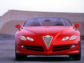 Ver foto 5 de Alfa Romeo Dardo Pininfarina 1998